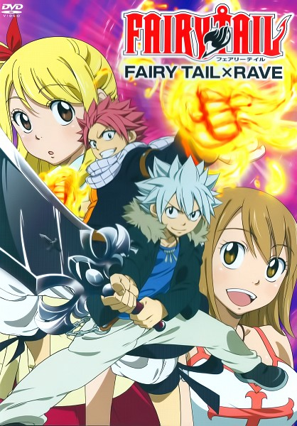 Read more about the article Сказка о Хвосте Феи / Fairy Tail OVA