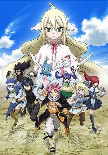 Сказка о Хвосте Феи / Fairy Tail 3 сезон