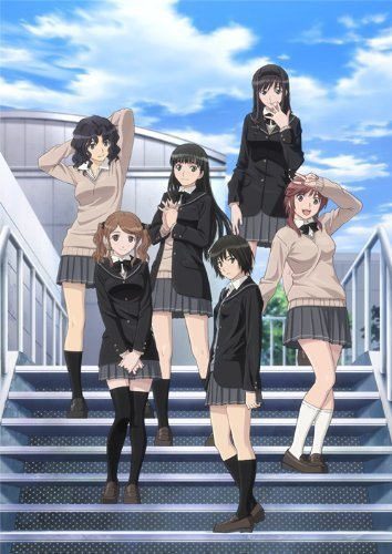 Read more about the article Ласково Кусь / Amagami SS 1 сезон