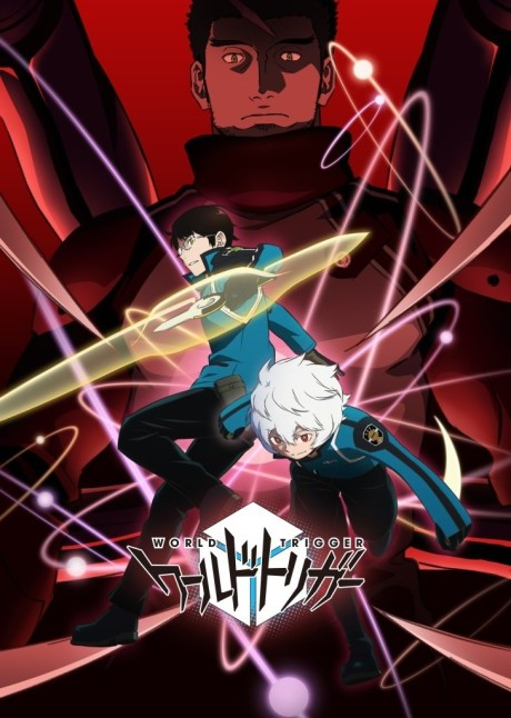 Read more about the article Импульс мира 2 / World Trigger 2