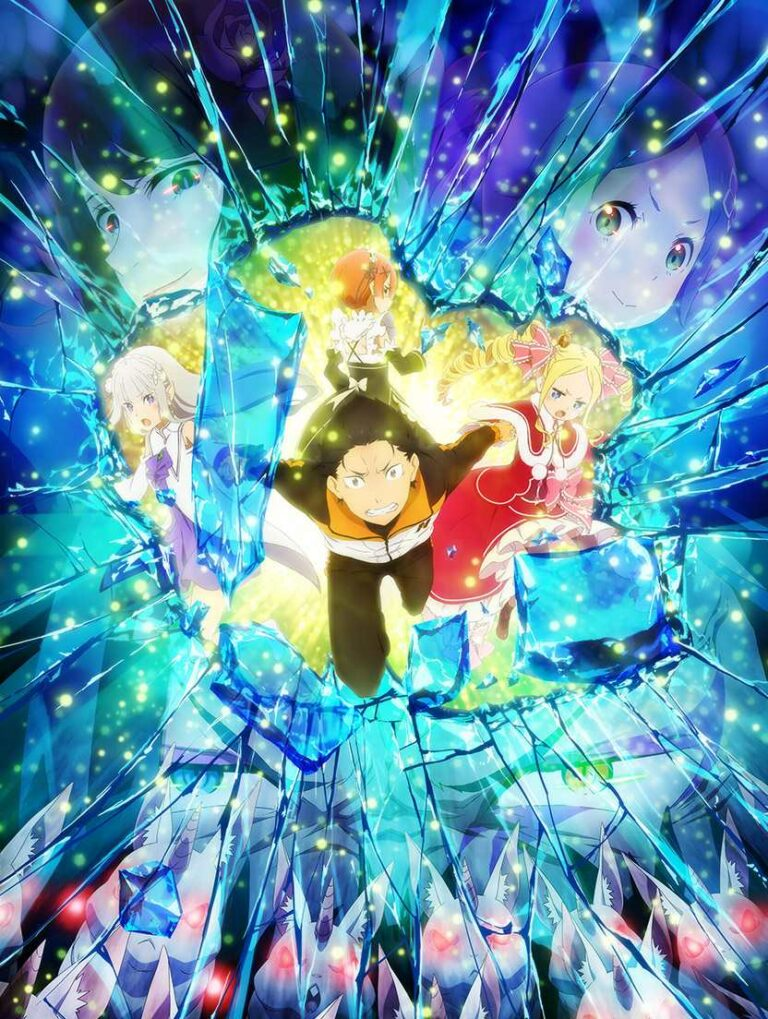 Read more about the article Re:Zero. Жизнь с нуля в альтернативном мире 2 сезон 2 часть / Re:Zero kara Hajimeru Isekai Seikatsu 2nd Season Part 2
