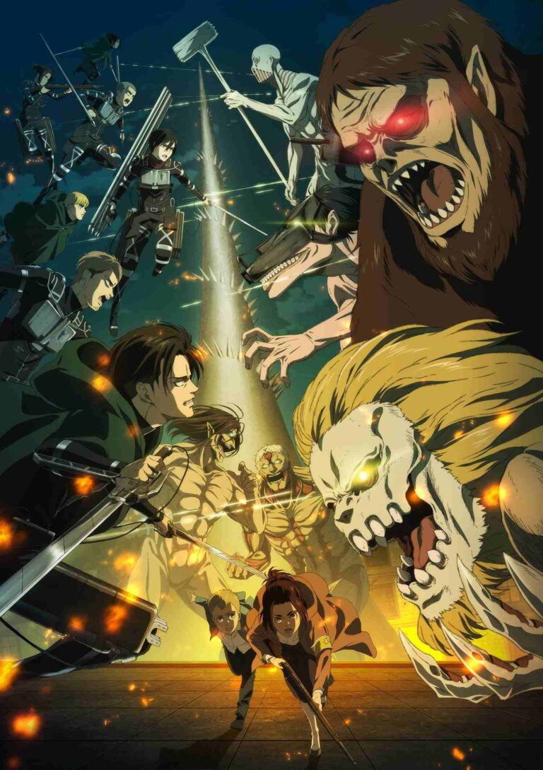 Read more about the article Атака титанов: Финал 4 / Shingeki no Kyojin: The Final 4